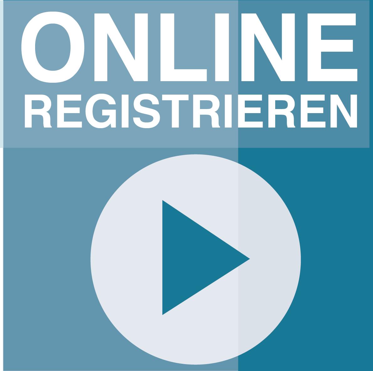 Online-registrieren